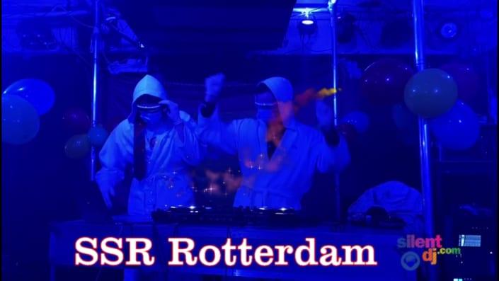 silent disco thuisfeestjes DJ team