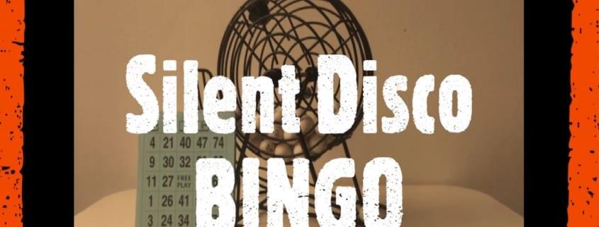 silent disco bingo