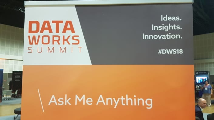 data work summit ask me anything