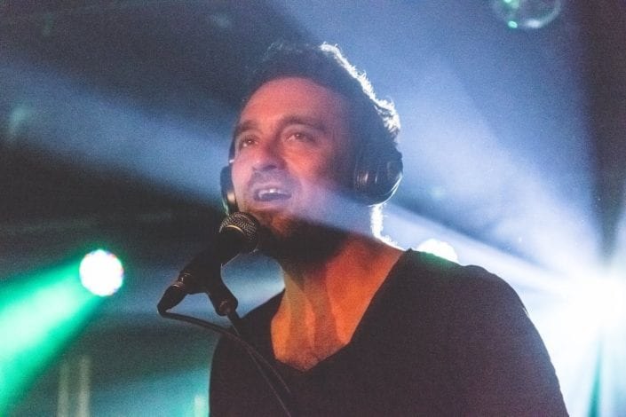 silent stage live optreden Hitjescollectief